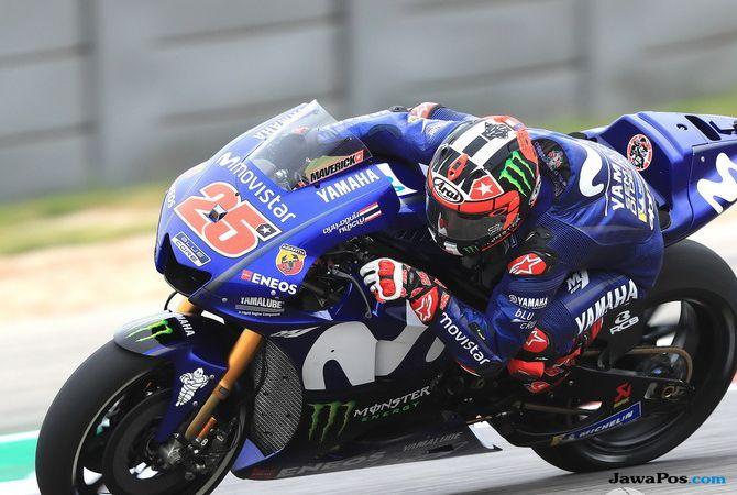 MotoGP, Movistar Yamaha, Maverick Vinales, Valentino Rossi